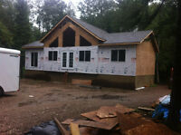 1324 SQ FT COTTAGE GRINDSTONE HECLA ISLAND NEW NEEDS FINISH WORK