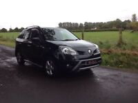 24/7 Trade sales NI Trade Prices for the public 2009 Renault Koleos 2.0 DCI 4+4 Black full leather
