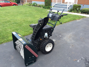 yardworks snowblower 13hp/30 inch