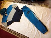 Nike men's full tracksuit set only size: S £30 set