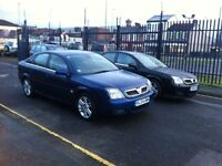 2004 VAUXHALL VECTRA SRI CDTI CHOICE OF 2 *JUST REDUCED BY £500*