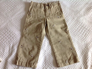 Brand new with tag Gap boy pants size 3T