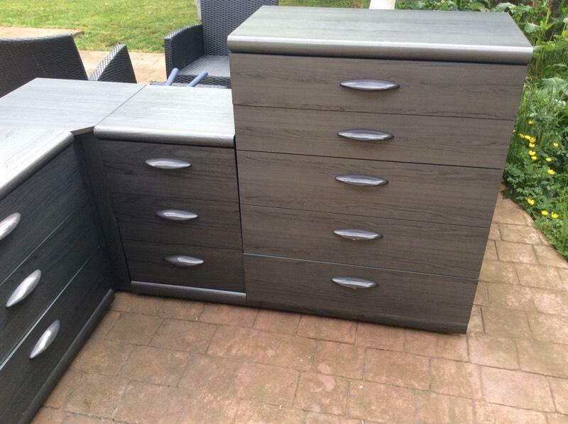 6 drawer bedroom chest with corner buy sale and trade ads for Bedroom drawers sale