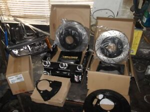 2006  Avalanche brakes & head lights  for sale