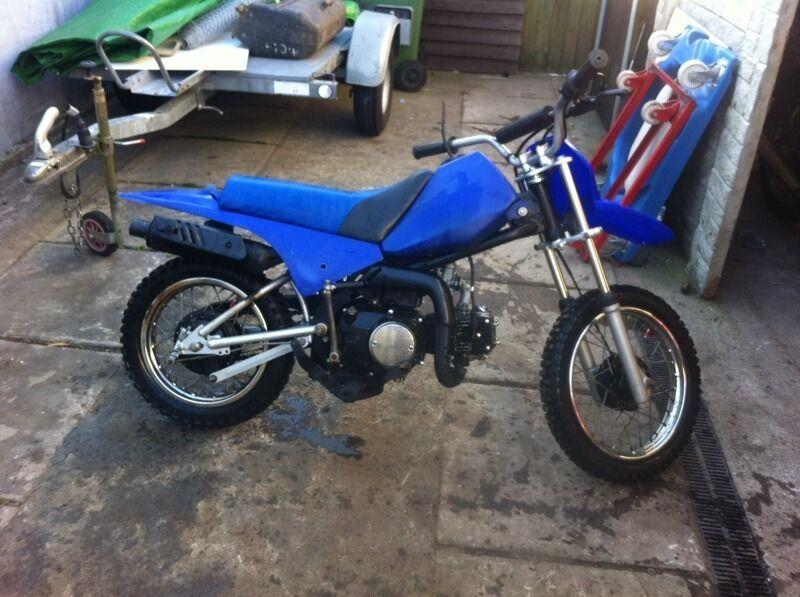 Yamaha 90cc Dirt Bike Honda 90cc Dirt Bike Photo 2 Yamaha