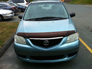 2003 Mazda MPV Minivan, 138000 Km ONLY ***AS IS*** Or for TRADE
