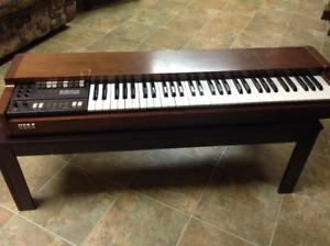 Clavier Korg  (orgue)