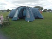 6 man vango tent in good condition