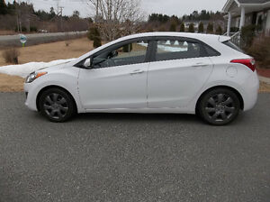2013 Hyundai Elantra GT(Adult Driven only)