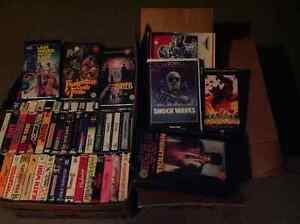 Horror/sci fi/cheese VHS or Betamax