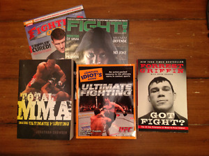 MMA / ULTIMATE FIGHTING BOOKS