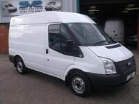 2013 13 FORD TRANSIT 2.2 280 SWB MEDIUM ROOF ELEC PACK FULL SERVICE HISTORY DIES
