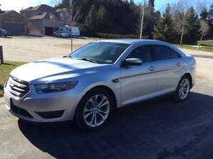 2013 Ford SEL AWD