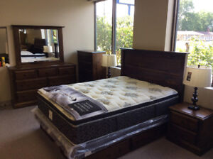 Sarnia Sleep Centre   Solid wood...Canadian made bedroom suite