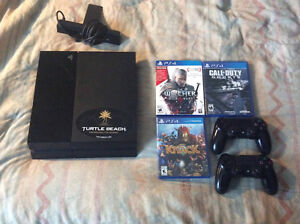 Playstation 4 500Gb ( With camera )