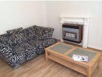 1 bed top floor flat for rent