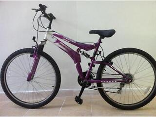 WOMENS UNIVERSAL BICYCLE FOR SALE.