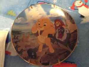 Lion King Collector Plate Cambridge Kitchener Area image 1
