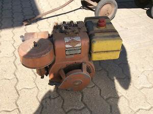 8 hp motor