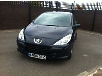 2006 PEUGEOT 307S 1.6 HDI 5 DOOR *JUST REDUCED BY 500*