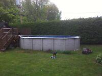 Piscine 2011 12x24 ovale