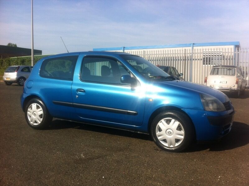 renault clio 1 2 16v in canterbury kent gumtree. Black Bedroom Furniture Sets. Home Design Ideas