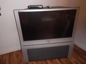 Téléviseur couleur