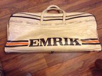 Vintage EMRIK Australia Cricket Bag