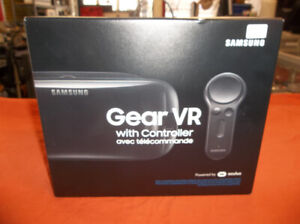 SAMSUNG GEAR VR WITH CONTROLLER IN GREAT CONDITION!!!
