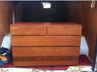 SOLID WOOD CHEST DRAW