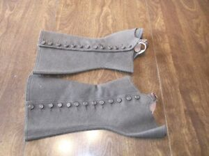 REDUCED - Antique Victorian Spats