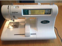 Brother Disney Pe 190 d embroidery sewing machine