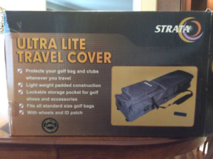 STRATA Golf Travel Cover, Lightweight.