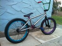 Bmx all custom fit bike bmx