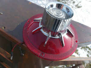 1964 Ford Galaxie 500 & XL tail lamp lens & back-up lamp