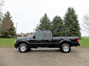 2011 Ford Ranger Sport- Club Cab. WOW Just 112K!! 4 NEW TIRES!!