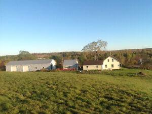 Farm in upper kennetcook