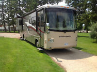 2008 Holiday Rambler Vacationer XL 36'