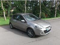 2012 62 Renault Clio 1.2 16v ( 75bhp ) Dynamique Tom Tom Only 35.600