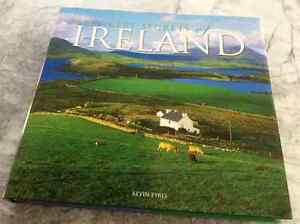 Ireland coffee table book