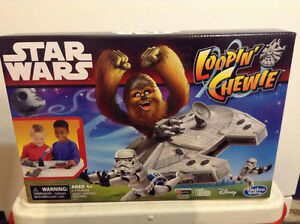 Star Wars LOOPIN' CHEWIE from Hasbro Cambridge Kitchener Area image 1