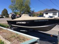 Legend Boat for sale