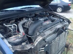 PARTING OUT 2006 F350 SUPERDUTY 6.0L POWERSTROKE 4x4 Peterborough Peterborough Area image 4