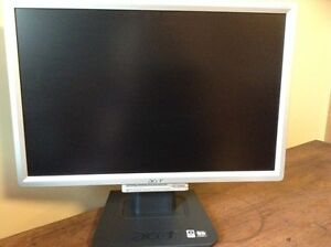 Acer pc screen/ecran/monitor