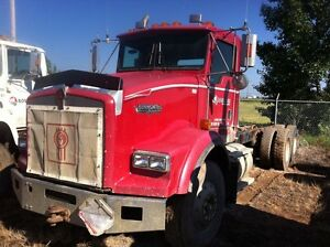 Kenworth T900 & WesternStar, parting out