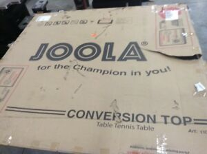 Joola Table Tennis Table Top