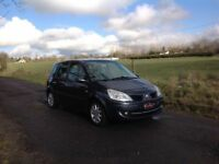 24/7 Trade sales NI Trade Prices for the public 2008 Renault Scenic 1.6 Dynamique Automatic