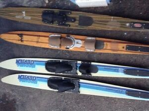 4 Vintage Water Skis For Only $125! Kitchener / Waterloo Kitchener Area image 3