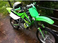 KX 85 2005 Totally perfect