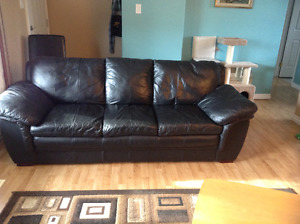 Black Couch, full size